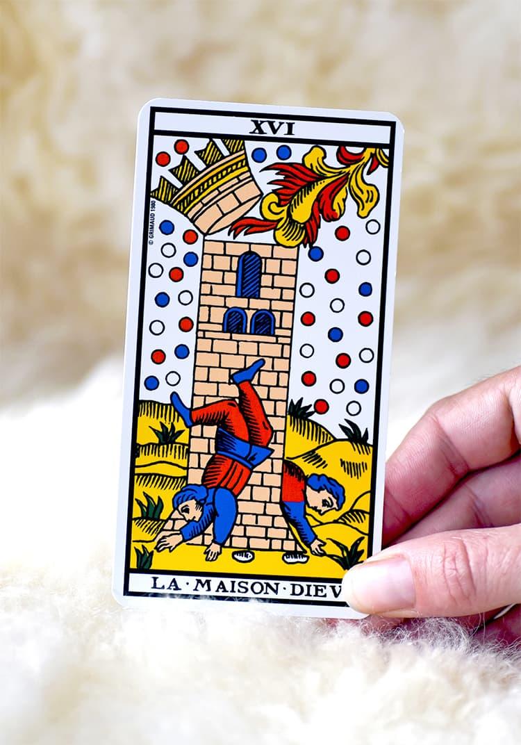 Symbolisme de La Maison Dieu
