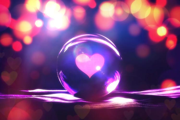 Le Bateleur et l'amour